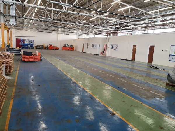 Complete Factory Refurbishment